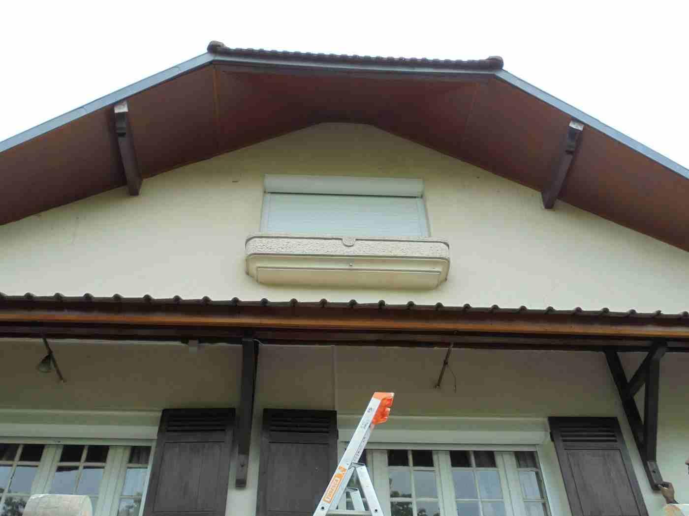 Ravalement et dessous de toit gallery