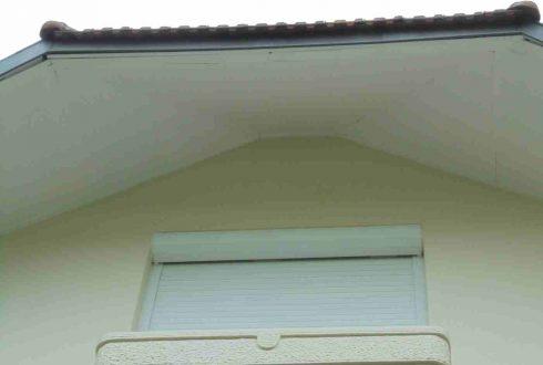 Ravalement et dessous de toit